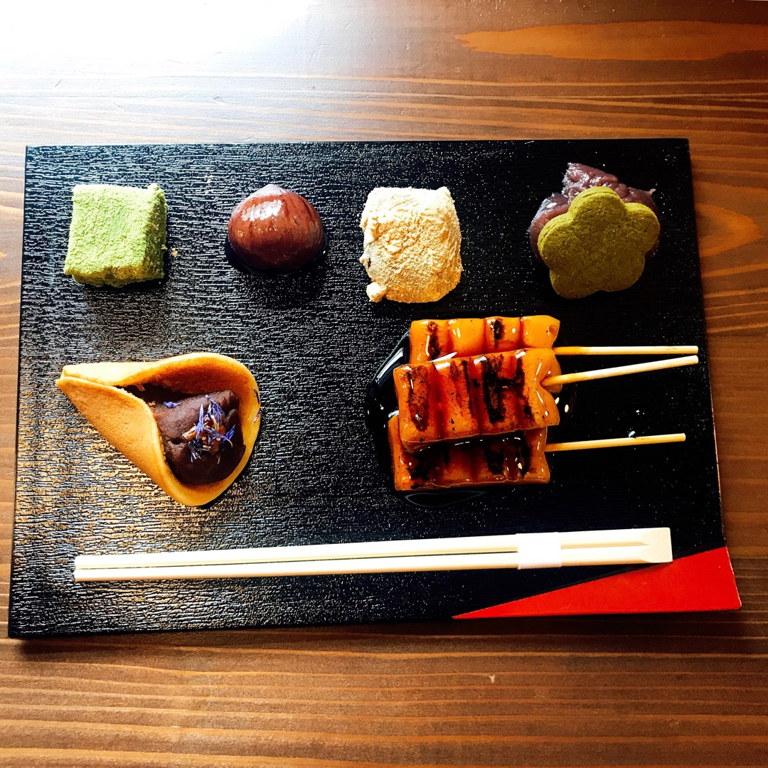 甘党のあなたに!京都の絶品和スイーツ