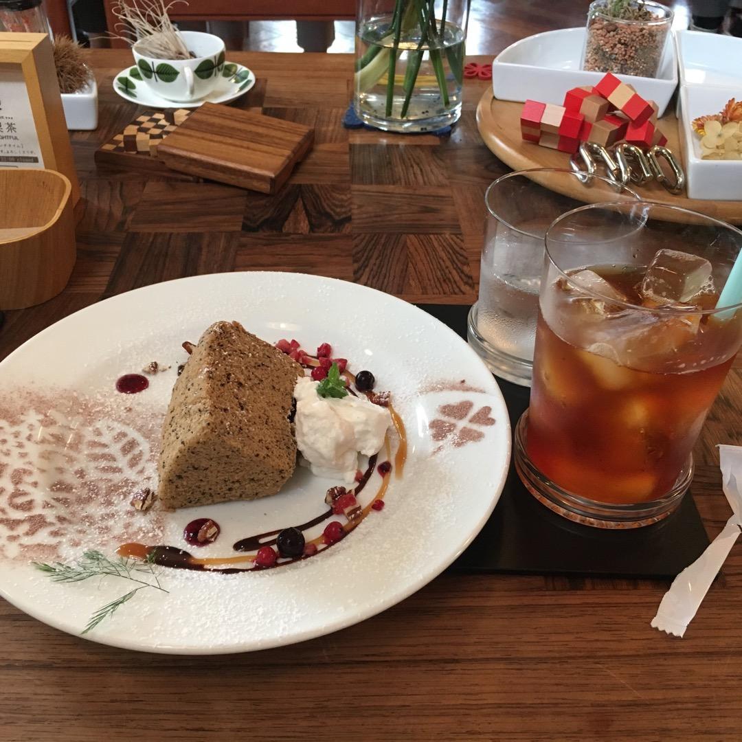 【福岡県久留米市周辺】お洒落カフェ