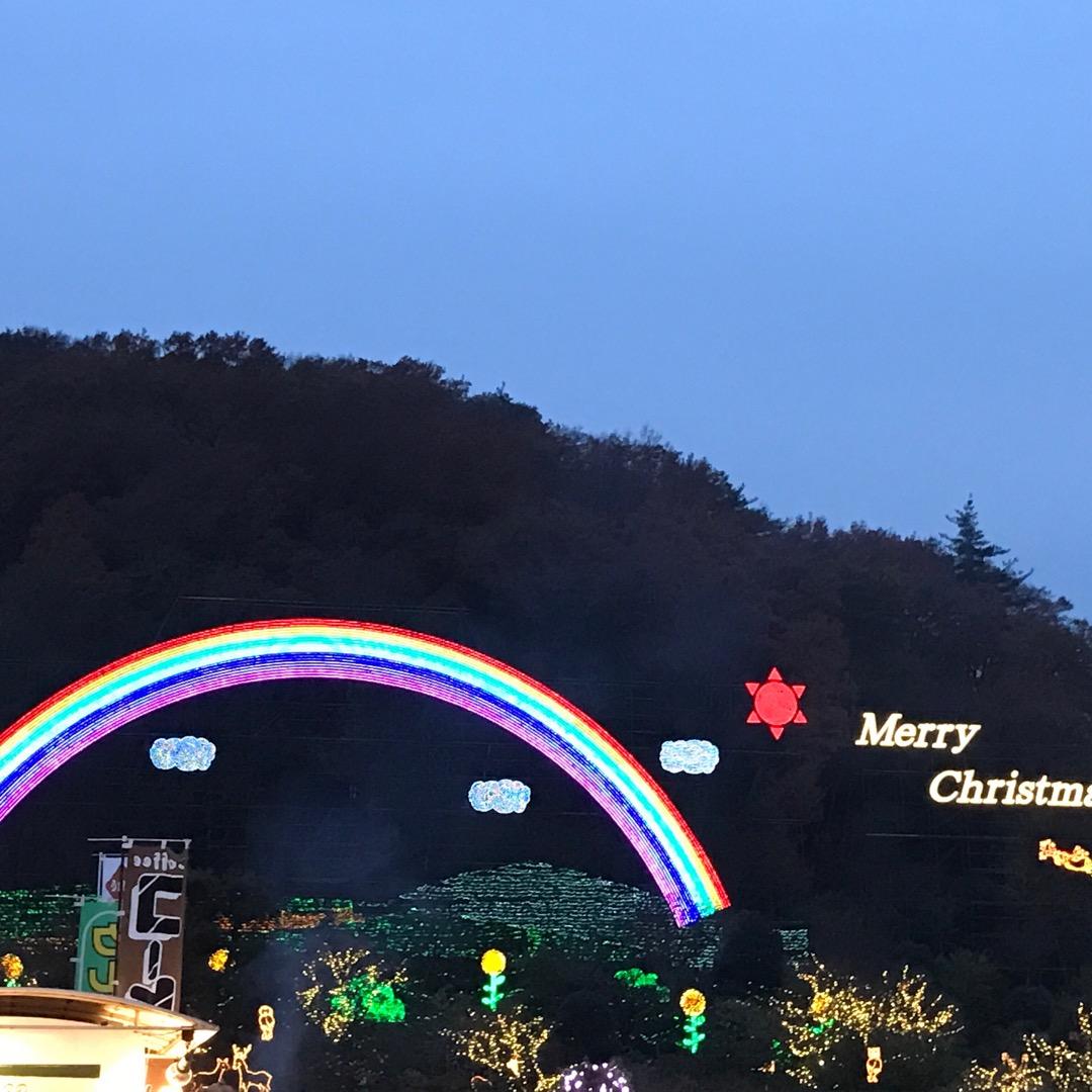 #栃木県足利市 #あしかがフラワーパーク #イルミネーション 寒か...