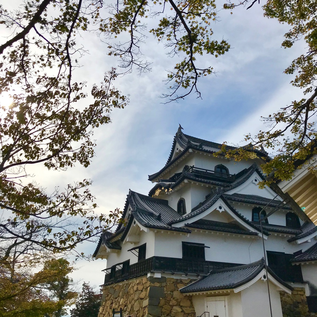 彦根城天守閣。 入場料1000円。 彦根城は今年2017年で築城4...