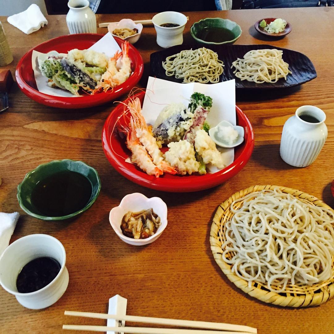 山形県といったら、やっぱりお蕎麦! 吉里吉里というお店にきました!...