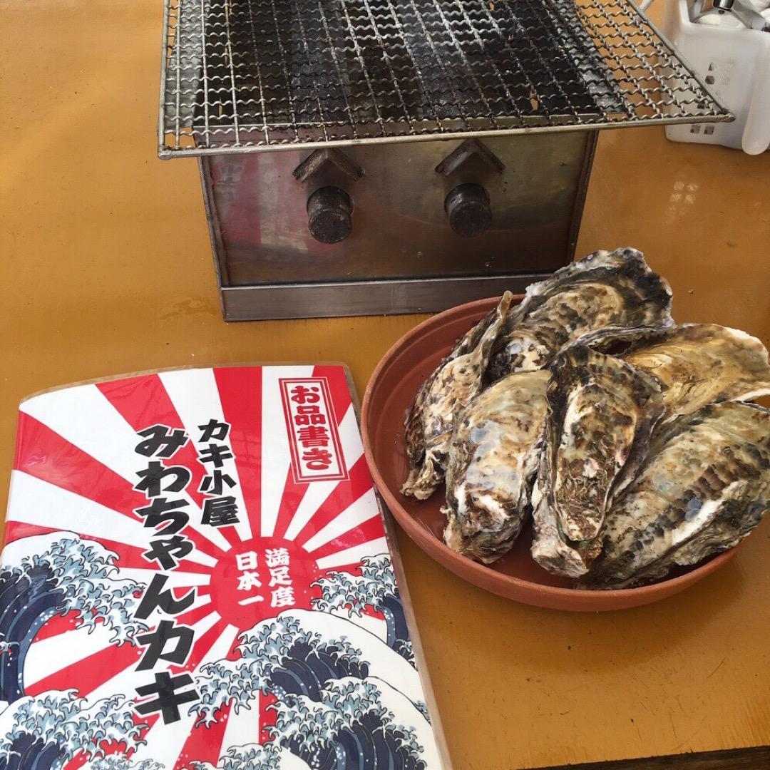 カキも大きくて、牡蠣飯も美味しかったです! #福岡#糸島#カキ小屋...