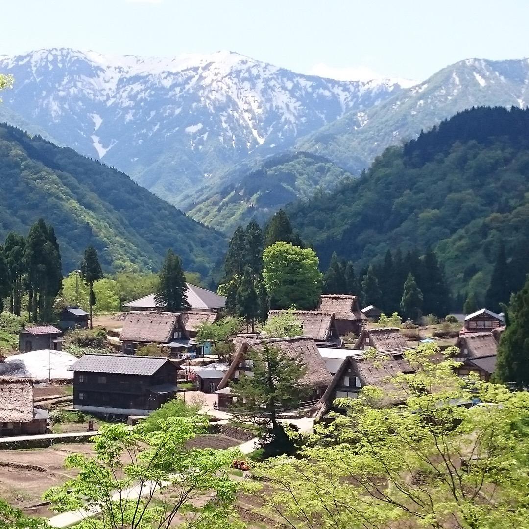 【富山県五箇山】古民家の世界遺産を見たい人必見。相倉合掌造り集落