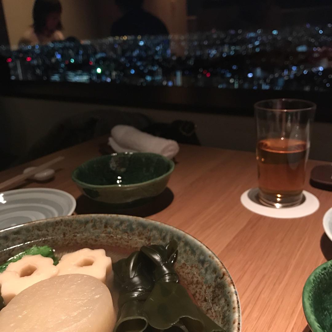 東京  恵比寿にある大人のおでん屋さん。優しいお味とお酒が合う♡#...