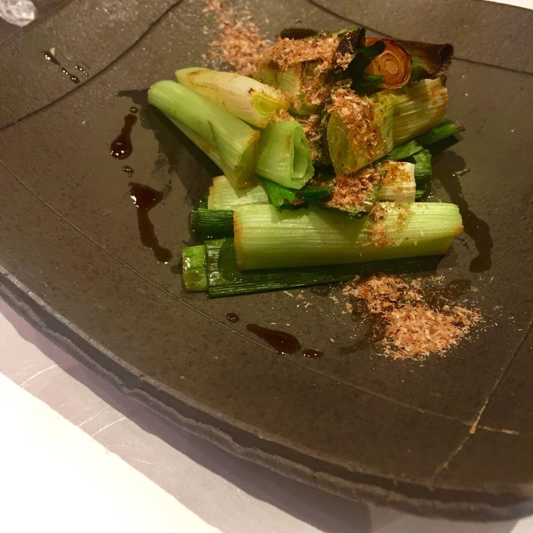 京都駅隣接のビルで京野菜が食べられる居酒屋さんです👀 急遽京野菜が...
