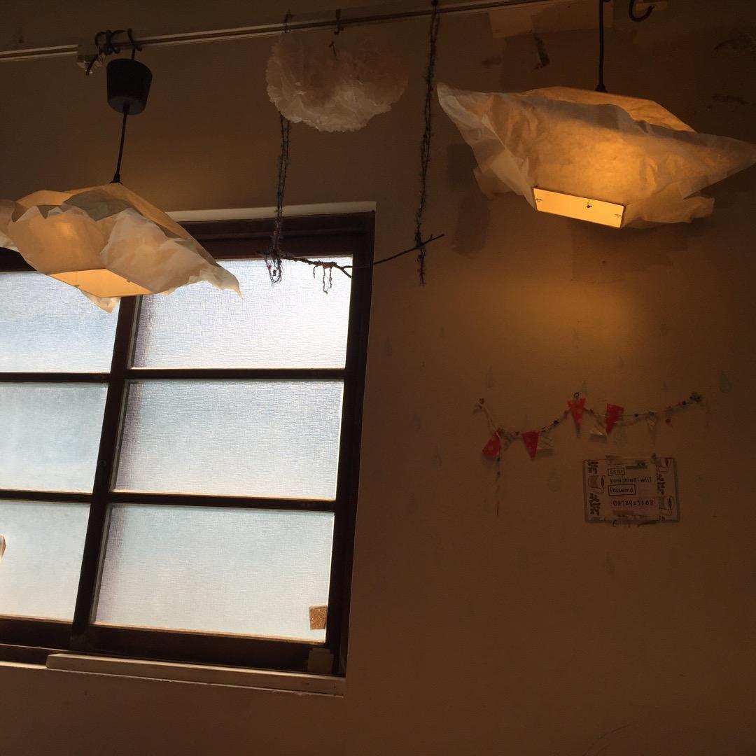 #カフェコンニチハ  直島といえば、よくこのカフェがでてきます。 ...