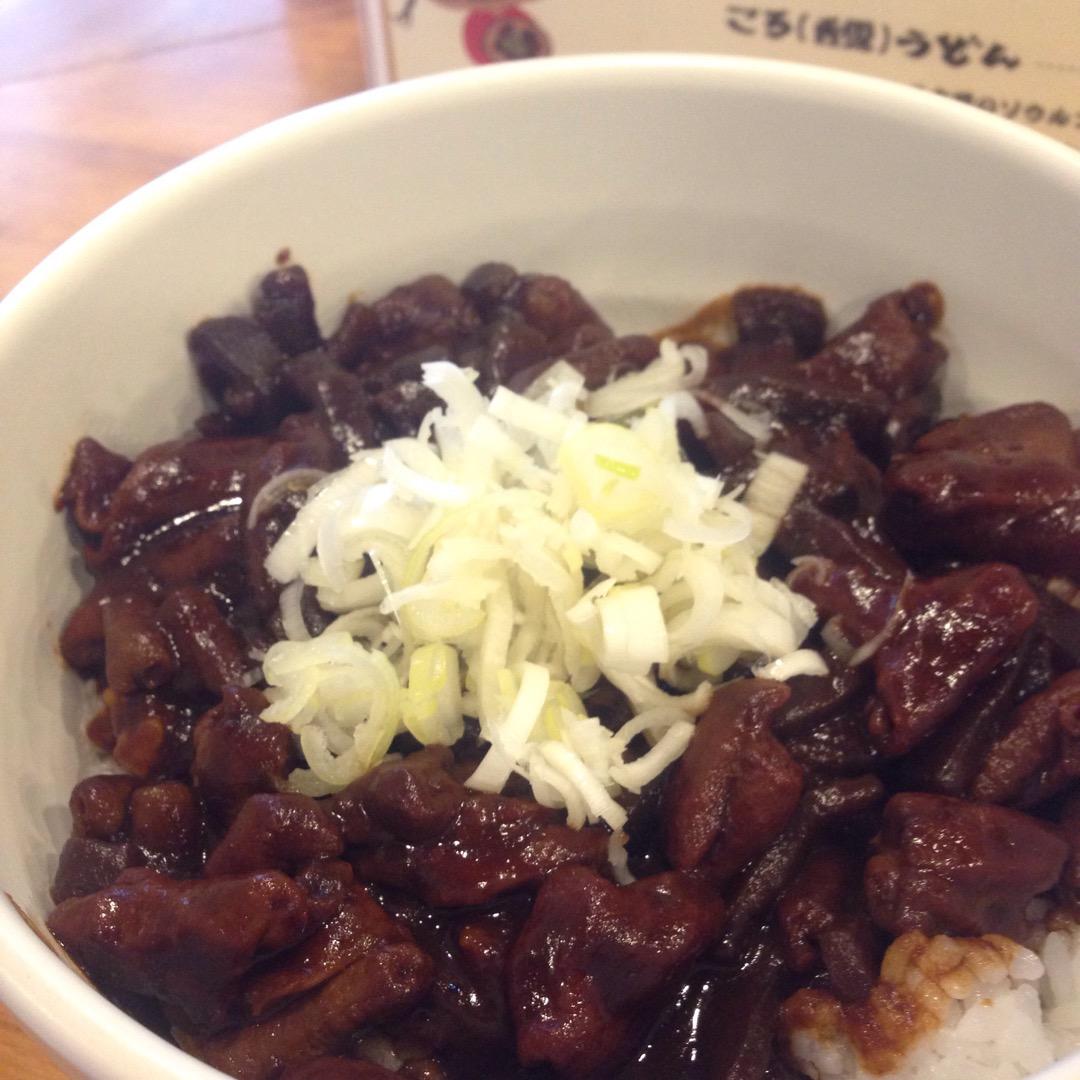 東京で食べられる名古屋のソウルフード!! どて子のどてめし✨