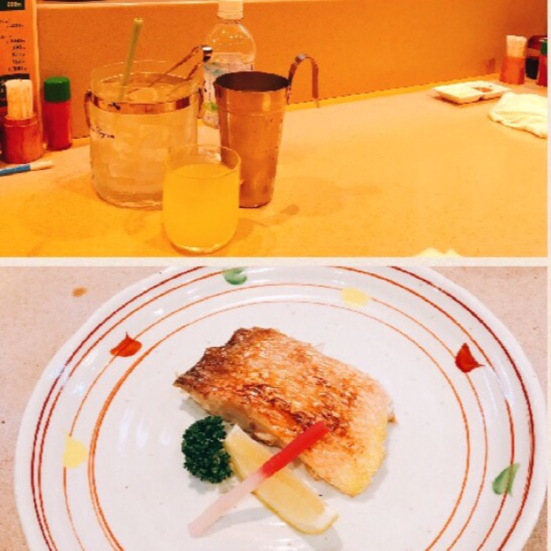 京都で美味しいお魚料理!