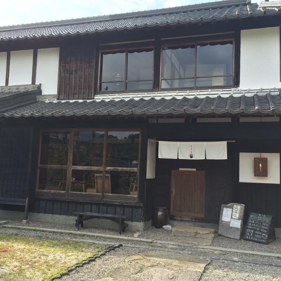 糸島の花塩プリンが頂けるカフェ♡オススメはゴマの花塩プリン!カフェ...