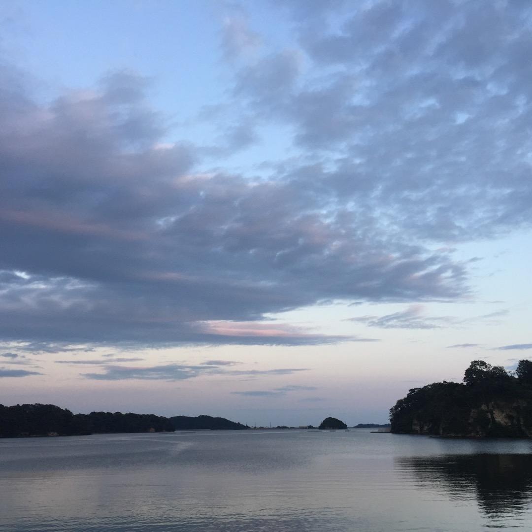 松島の景色を独り占めすることができるスポットです。仙石線の陸前富山...
