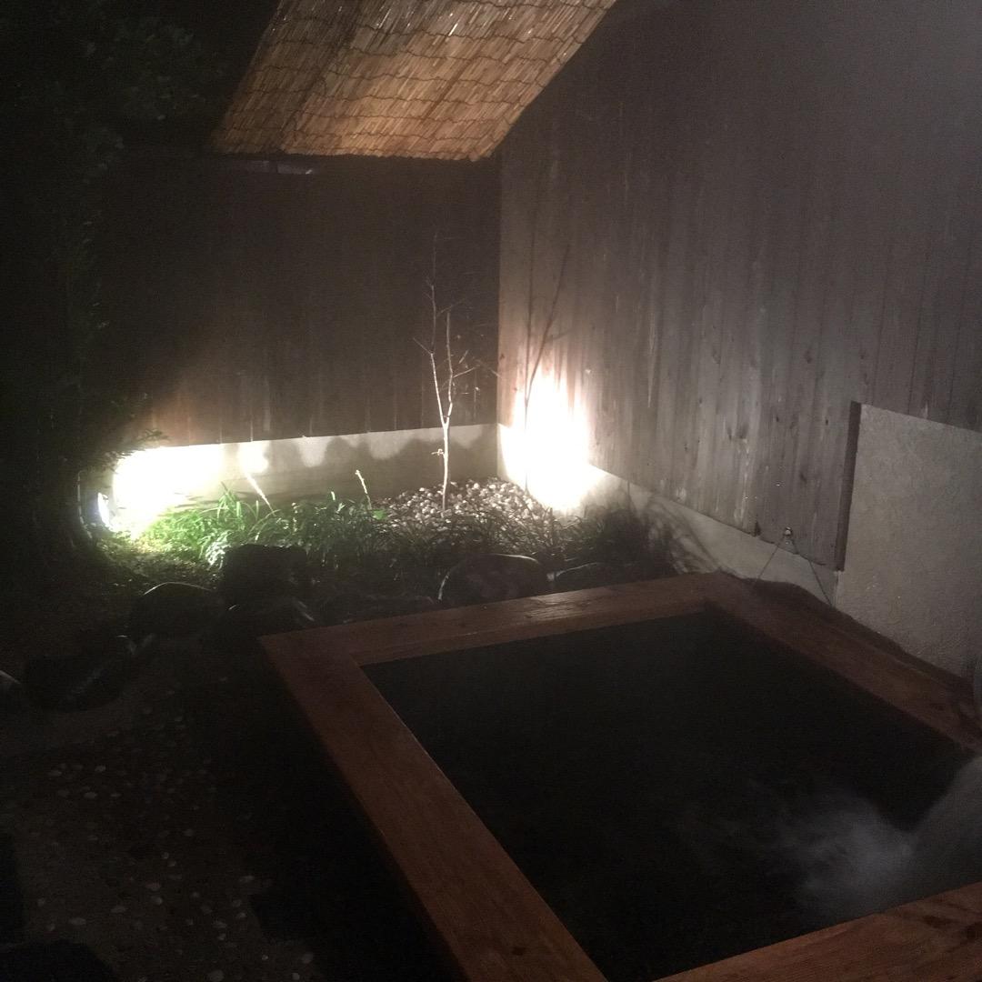 平山温泉風月に行ってきました☆ここは家族風呂しかなく、毎回お湯を入...