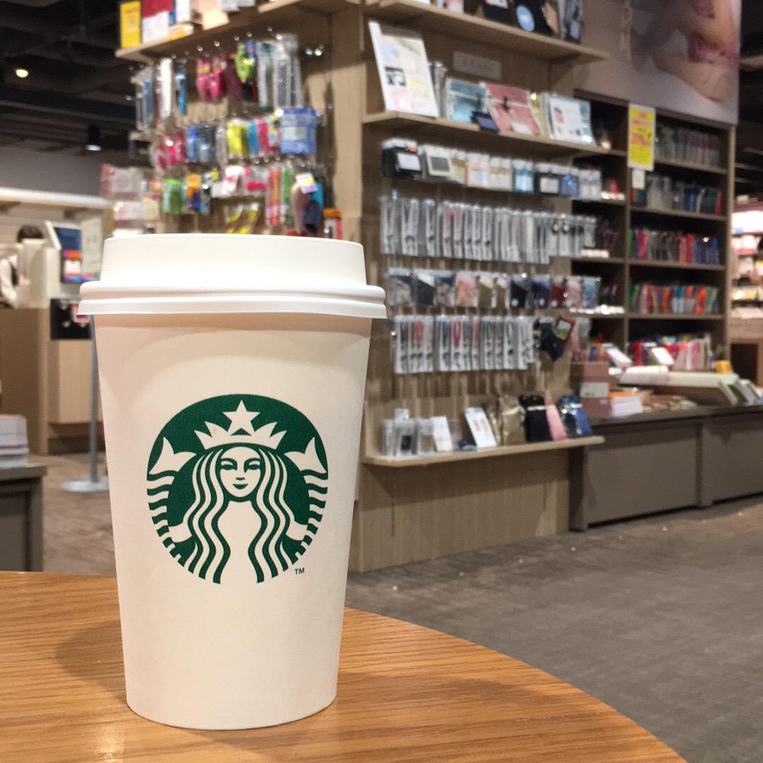 【STARBUCKS COFFEE 有楽町マルイ店】 TSUTAY...