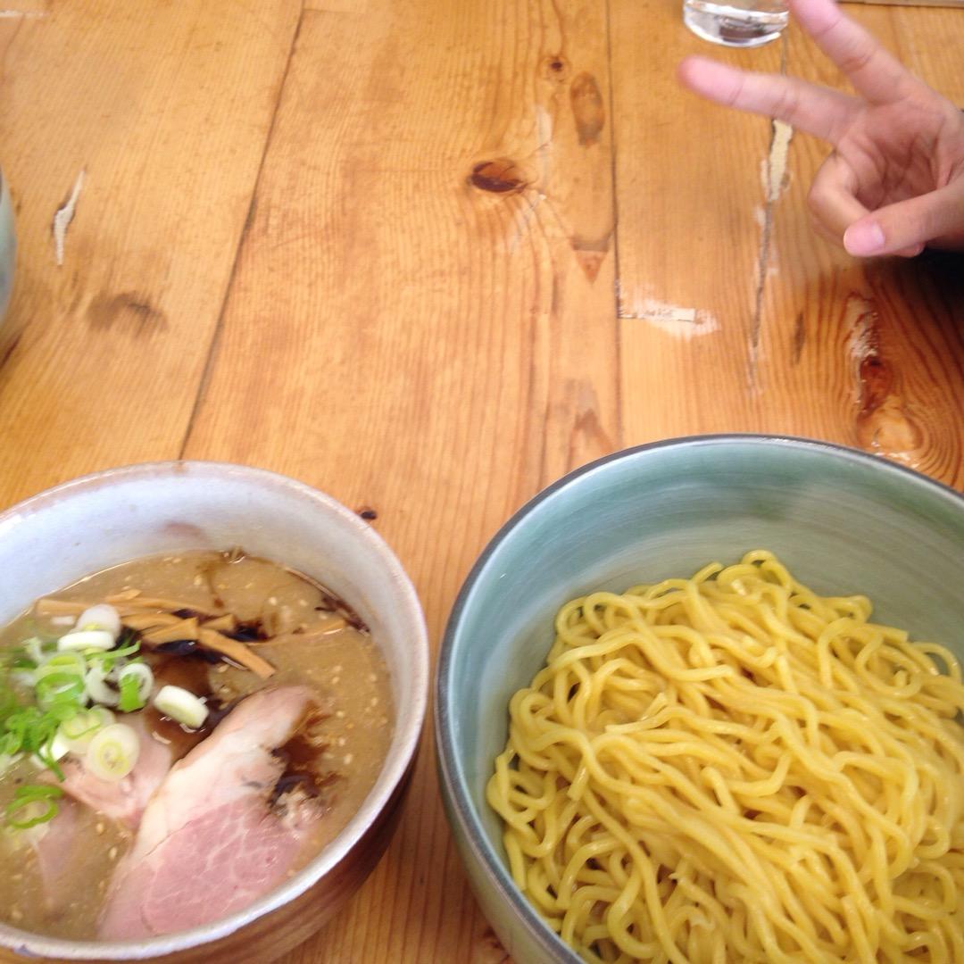#札幌つけ麺風來堂 #北海道#札幌#豊平区  美味しいと有名なつけ...