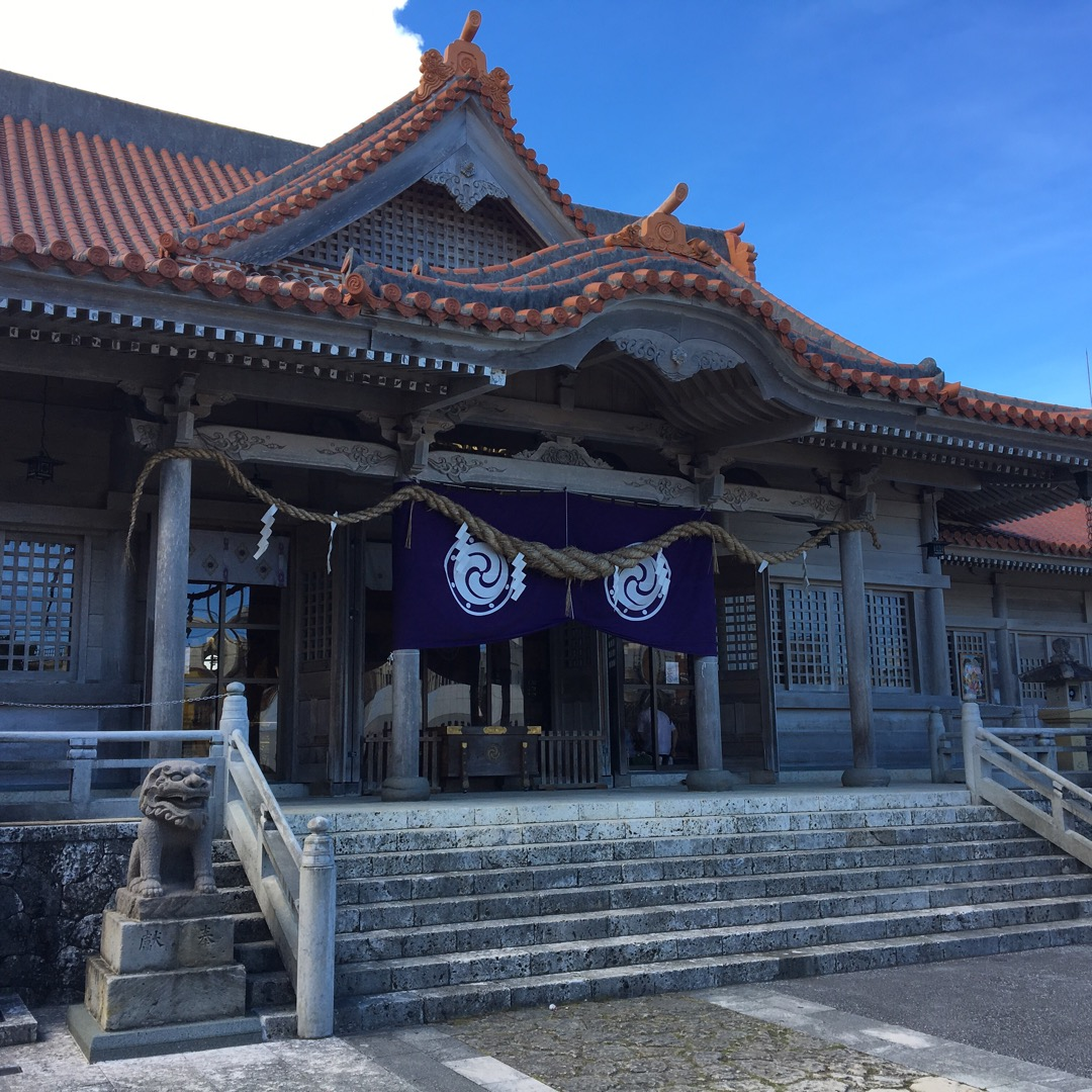 普天満宮は地元民もよく参拝している神社です。交通安全、安産、合格な...