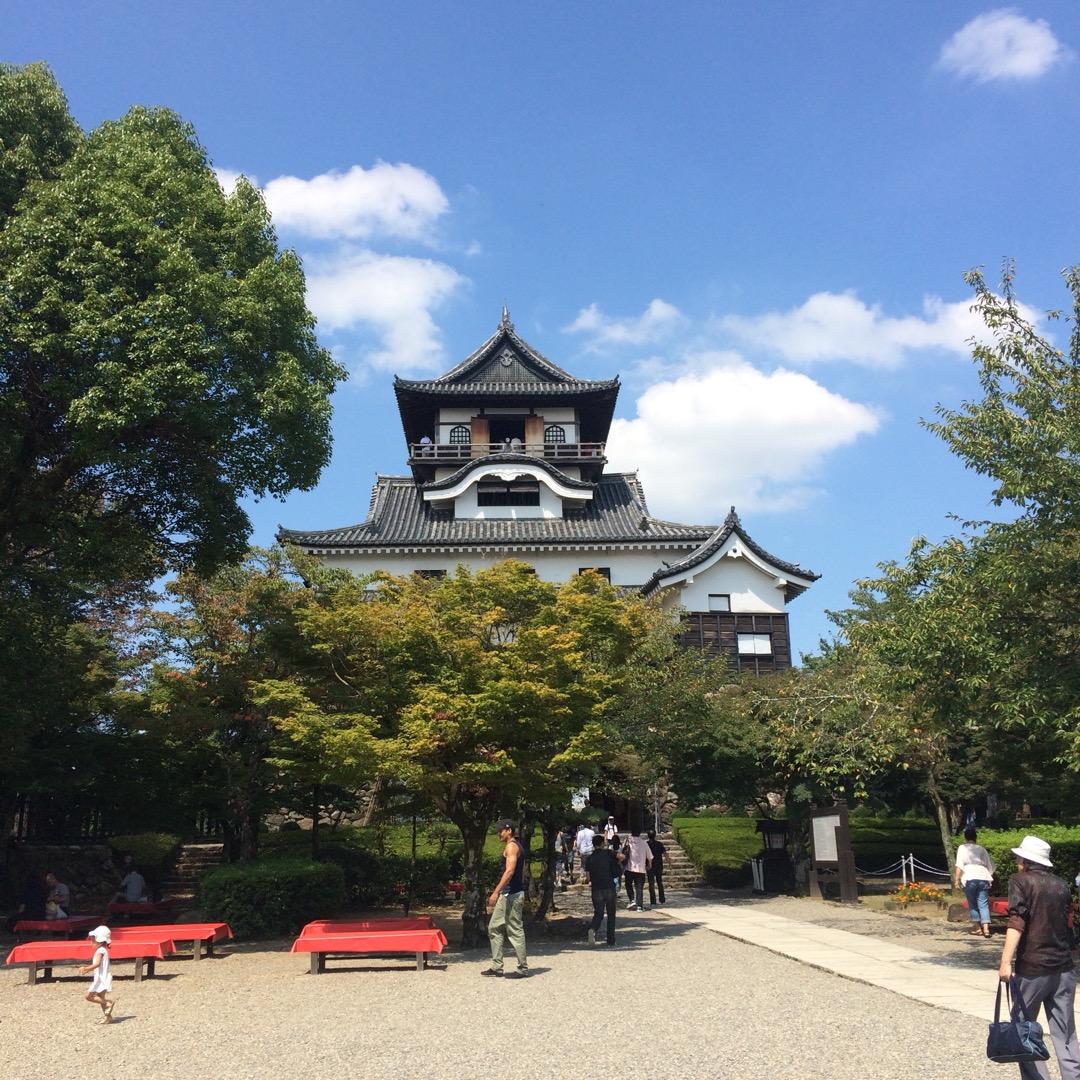 今日の #犬山城 。天気良くて風も気持ちよかったー! 城は詳しくな...