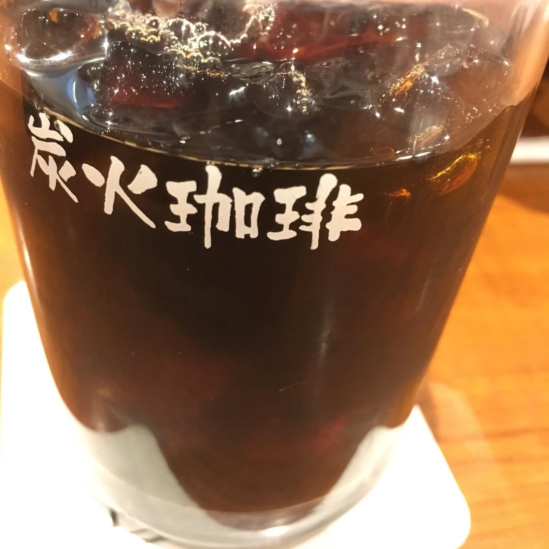炭火喫茶☕️ イオンモール千歳店内にある 喫茶店です📢 コーヒーだ...