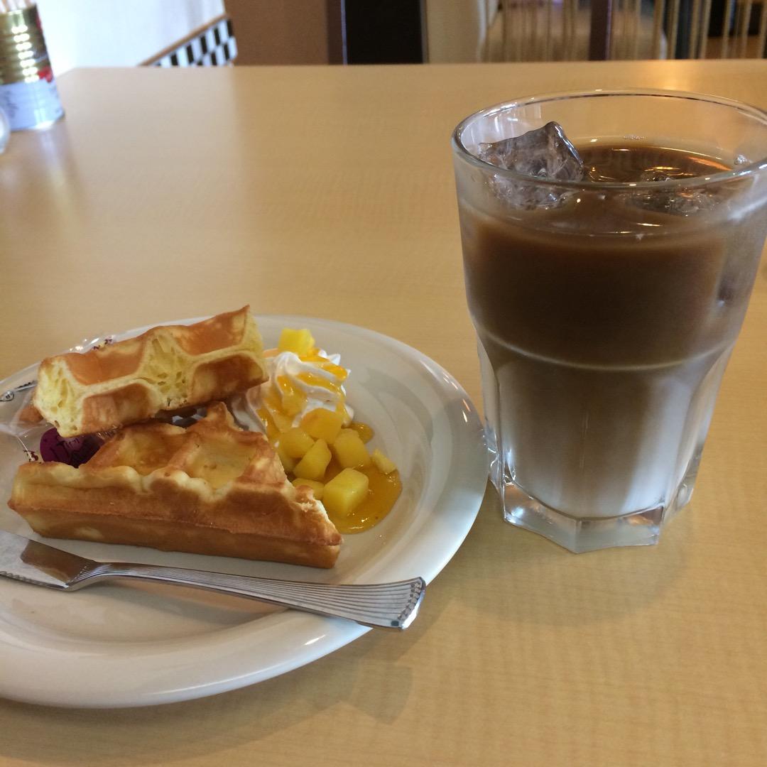 一日中モーニングの喫茶店 #グリーンカフェ ドリンク代だけで食べら...