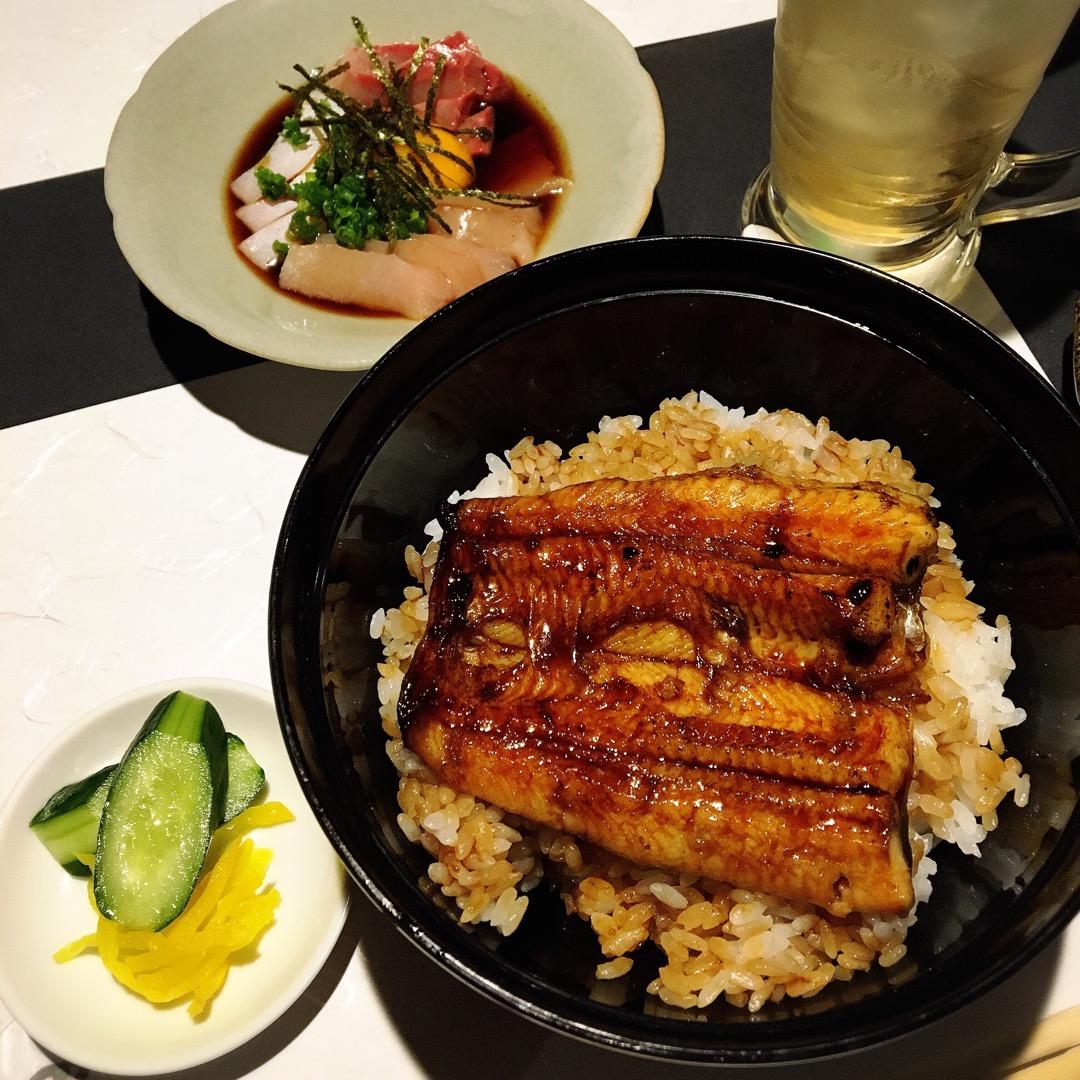 京都で食べられる鰻屋さん!