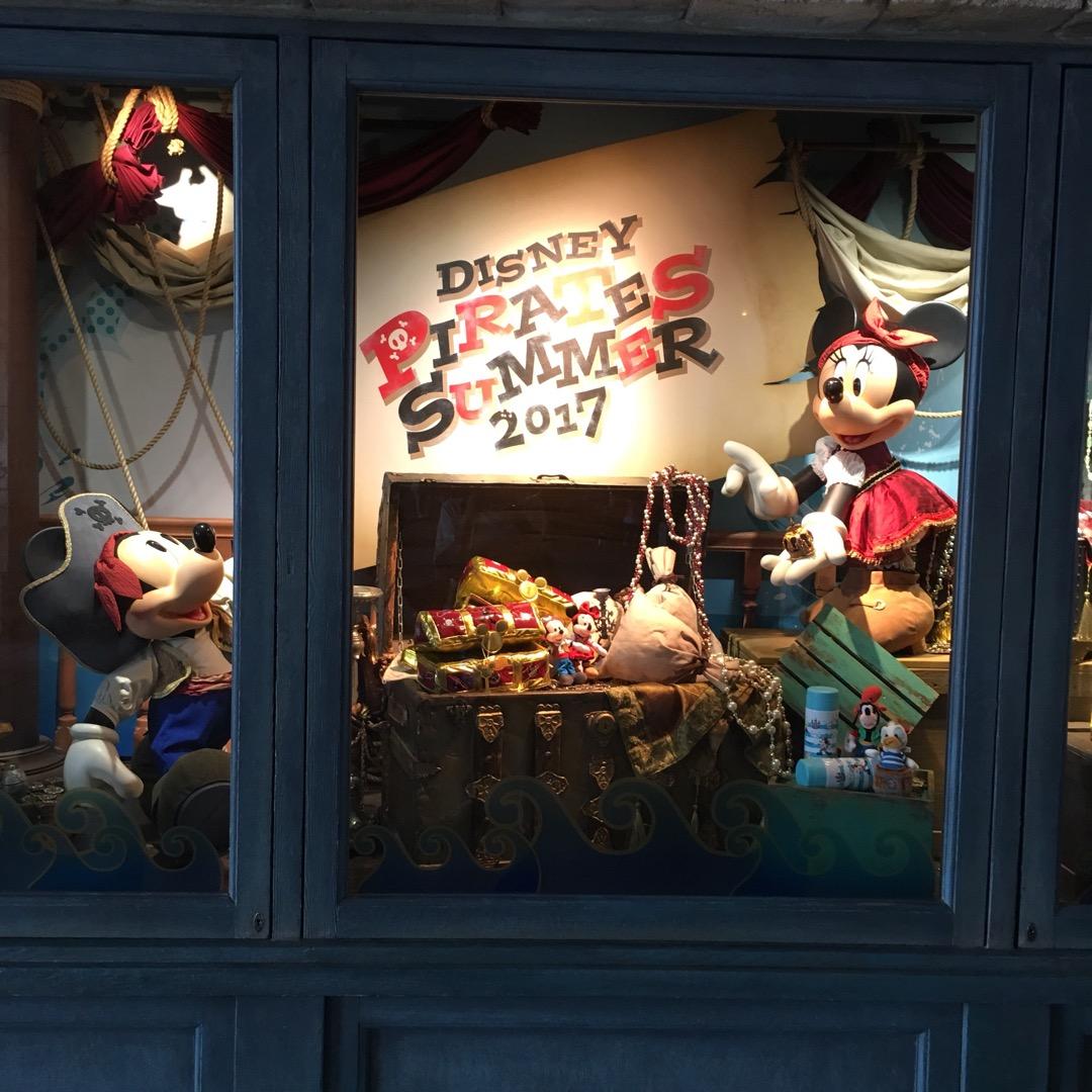 ディズニーシーパイレーツサマー。海賊がたくさんのシーです。 #東京...