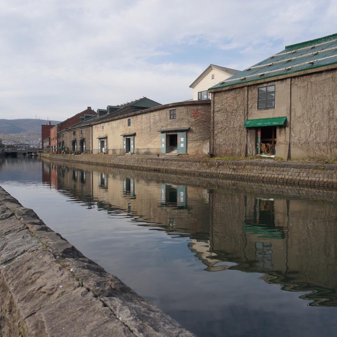 何度来ても、この景色が好き。  #小樽運河#小樽#北海道