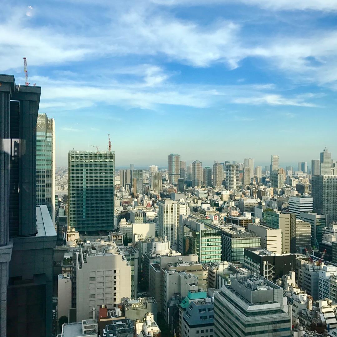 東京八重洲のシャングリラホテル✨28階のイタリアンpiacere ...