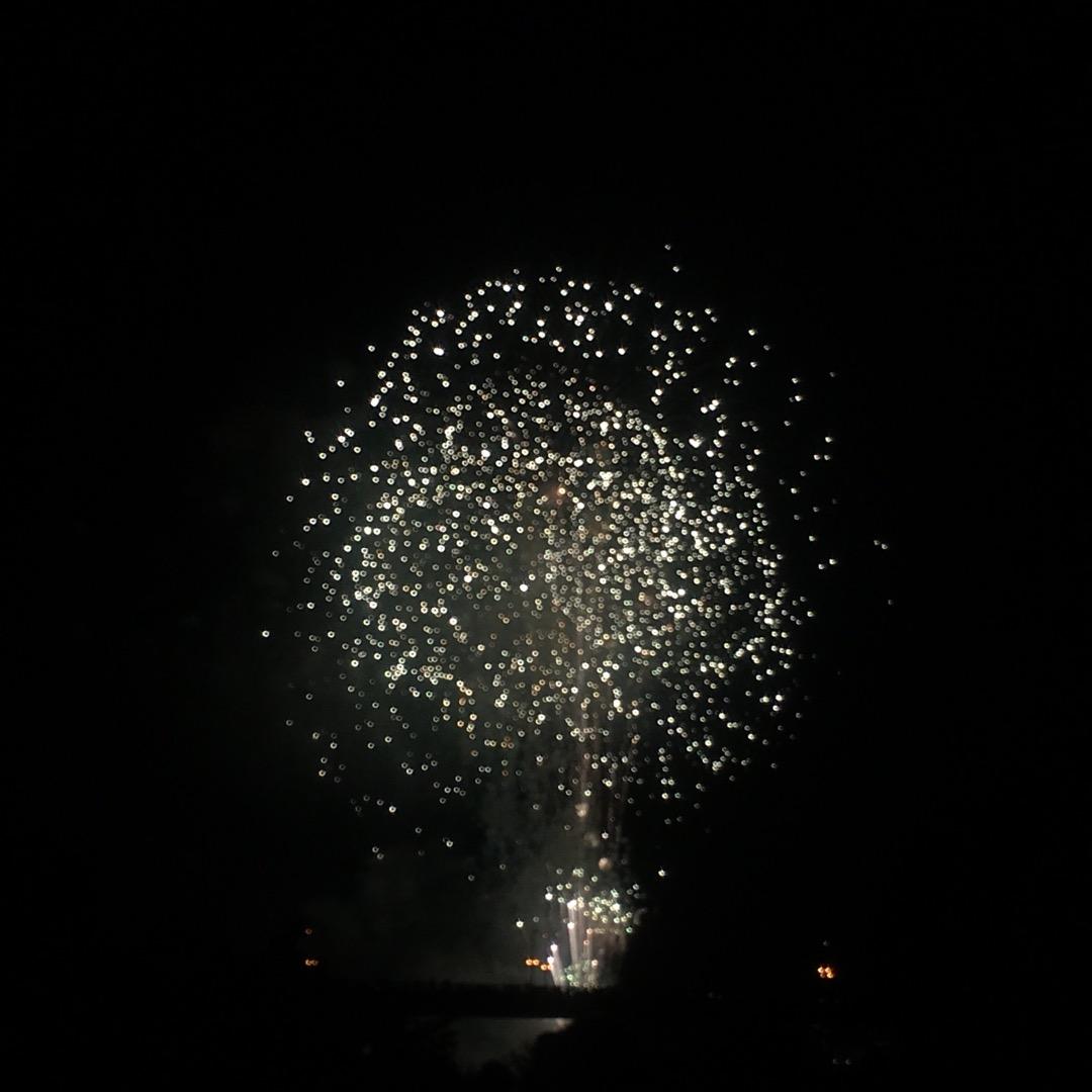 長良川の花火🎆