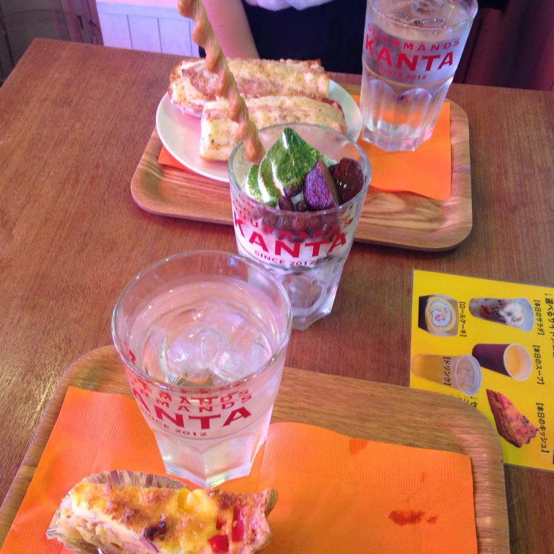 #GOURMANDS KANTA #北海道#函館  パンをカスタム...