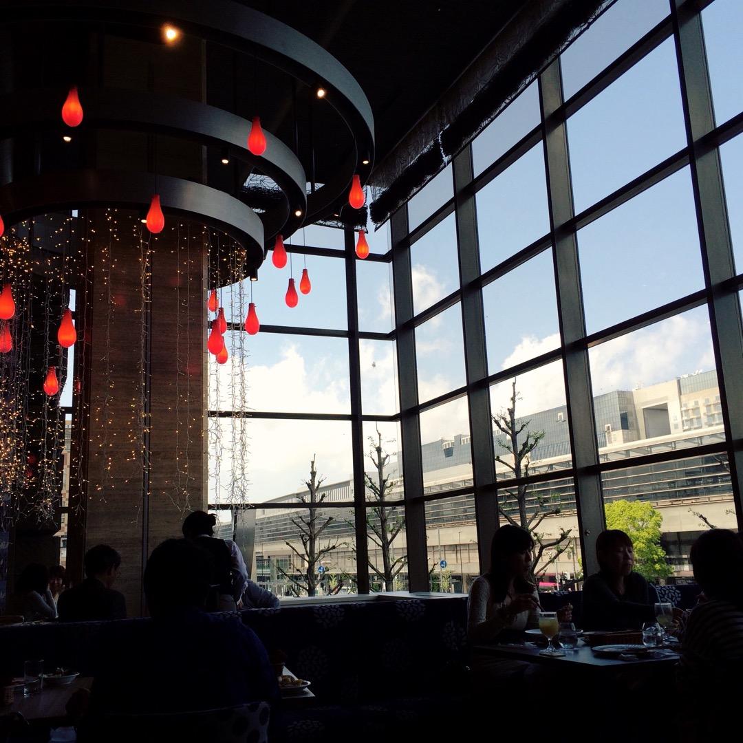 京都のホテルで贅沢ビュッフェ!